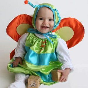 Infant/Baby Butterfly Halloween Costume